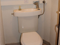 WiCi Concept toilet and sink combo - Mr H (CH) - 2 of 2 (after)