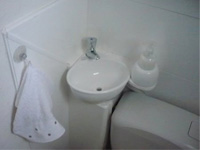 WiCi Mini small sink adaptable on existing toilets (wall set-up) - Mr and Ms S (France - 45) - 2 of 2