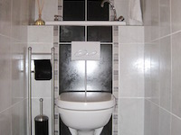Wall-mounted toilets and basin combination WiCi Boxi - Mr L (France - 02) - 2 of 2 (after)