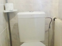 WiCi Concept toilet and sink combination - ADC (France - 90) - 1 of 2 (before)