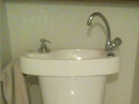 Toilet and WiCi Concept basin combination -  Mr P (France - 31)