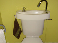 WiCi Concept hand wash basin - Mr P (France - 90)