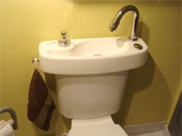 WiCi Concept hand wash basin - Mr P (France - 90) - 2 of 2