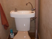 WiCi Concept wash basin fitting on existing toilets - Mr Z (68)