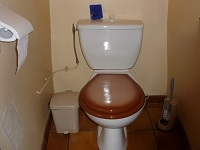 Small WiCi Mini basin for toilets - Mr C (France - 81) - 1 of 4 (before)