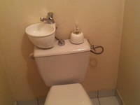 Small WiCi Mini basin for toilets - Mr P H (France - 92)