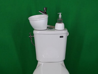 Small wash basin kit WiCi Mini - 1 of 2