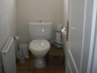 WiCi Next hand wash basin integrated to wall-hung toilets - Mr C (France - 71) - 1 of 2 (before)